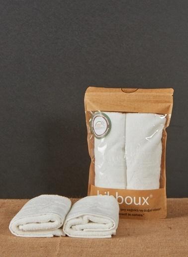 Hibboux 30x50 Vogue El Havlusu 2'li Set - White Beyaz